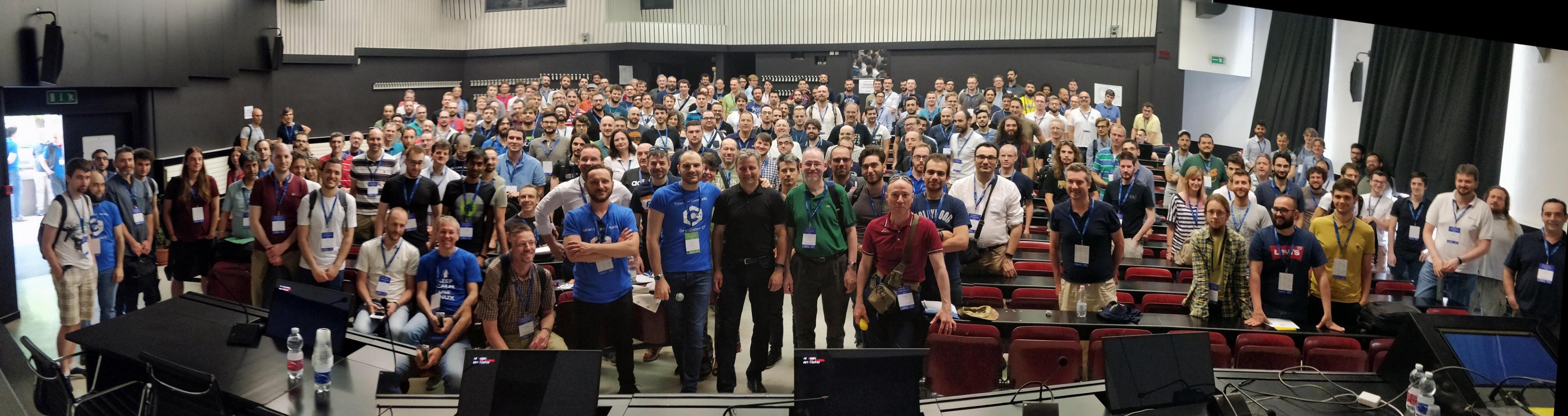 Italian C++ Conference 2019 Panorama